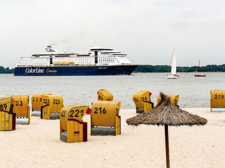 Memories from Kiel, Germany European Union Europe Gernany Kiel EyeEm Selects Beach Sea Sand Water Day Nature Outdoors Sky No People Horizon Over Water Travel Destinations Built Structure Beauty In Nature Vacations Nautical Vessel Scenics