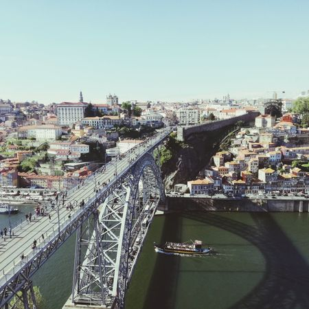 Cityscape City Outdoors Day Building Exterior Built Structure Bridge Ponte Ponte D Luis Porto Oporto, Portugal Oporto City Oporto View Porto Portugal 🇵🇹