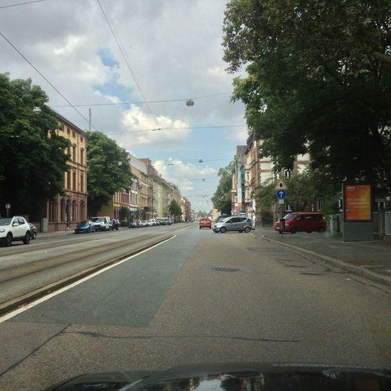 Heidelberg Street Wege Und Strassen Strasse