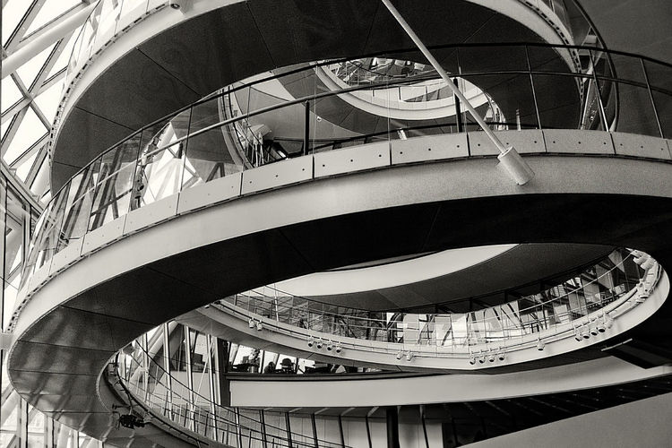 City Hall London Captivating Perspective City Hall London Concrete Concretedesign Glass London Spiral Staircase The Architect - 2017 EyeEm Awards