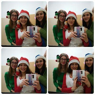 Santa Clause Santaclause Santa Claus Friends Friends ❤ School Time  School School Life  Polishgirls Polishgirl