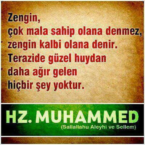 Hzmuhammed Muhammed(sav) Muhammed S.a.v Ayet Ayetler Hadis Hadisiserif Hadis