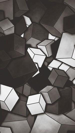 Cubes Art Photography Graphics