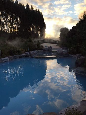 IPhoneography Taupo New Zealand Wairakei Geothermal Spa