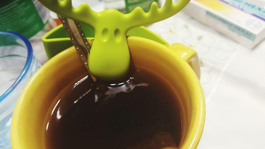 Useful tea mate