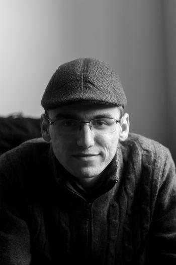 A very dear friend. Peakyblinders Portrait Of A Friend Beautiful Relaxing Hat Portrait Photography Blackandwhite