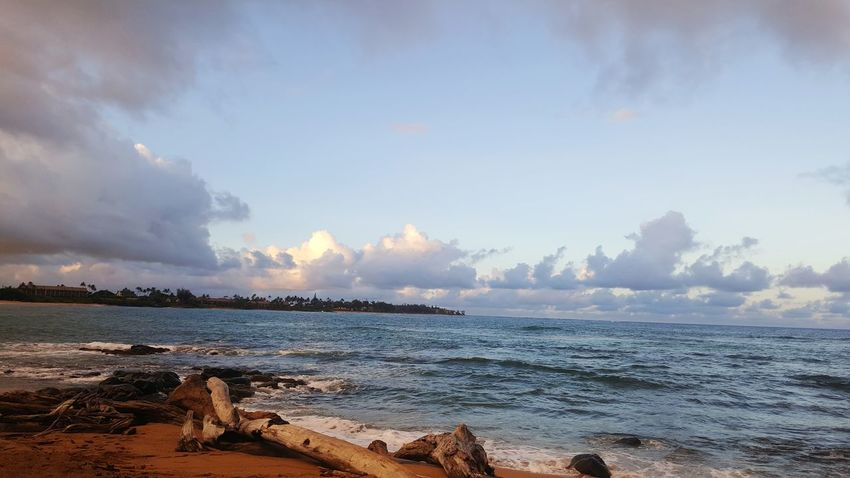 Water Outdoors Nature Beach Cloud - Sky Sea Day No People Beauty In Nature Sky Power In Nature Backgrounds Dramatic Sky Sunset Postcard Picture