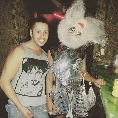 Lugar de gente Lôca Instagram Balada Saturday Saturdaynight Partygay Aloca Clubealoca Freicaneca