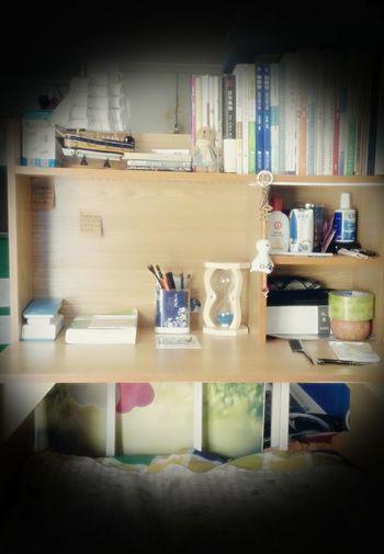 My desk 我好想你,就当作秘密