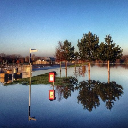 #brooklands #surrey #flood #tinyshutter #byfleet Flood Brooklands Surrey Tinyshutter Byfleet