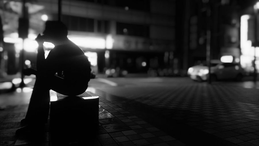 B&w Street Photography Blackandwhite First Eyeem Photo Taiwan Streetphoto_bw