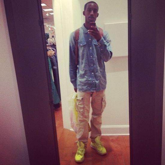 dam i look good Taking Photos Nike LeBron X Enjoying Life