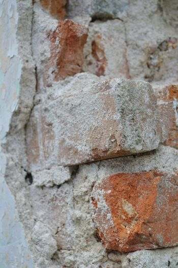 Bricks Close-up Day Outdoors Old Buildings Old Ruin Old Architecture Brick Wall Brick Brickwall Brickwork  Brick Walls Damaged And Wrecked Damaged Architecture Damaged Cement Damaged Houses Damaged Wall Damaged Building Damaged Concrete Malaysia Truly Asia Nikon Wall Malaysia Old But Awesome