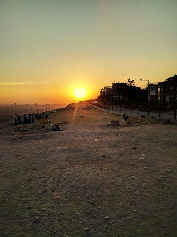 Cairo Cairobeauty Sunset Sunrise_sunsets_aroundworld Beauty In Nature