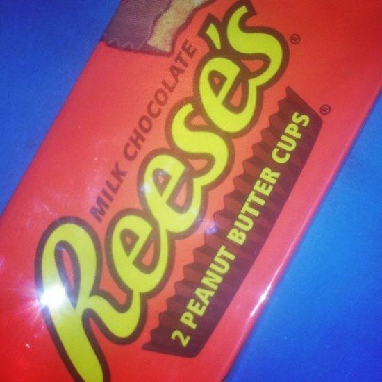 Myweakness Reeses Peanutbuttercups UsaChocolate Yummo NotSharing GreedyBitch