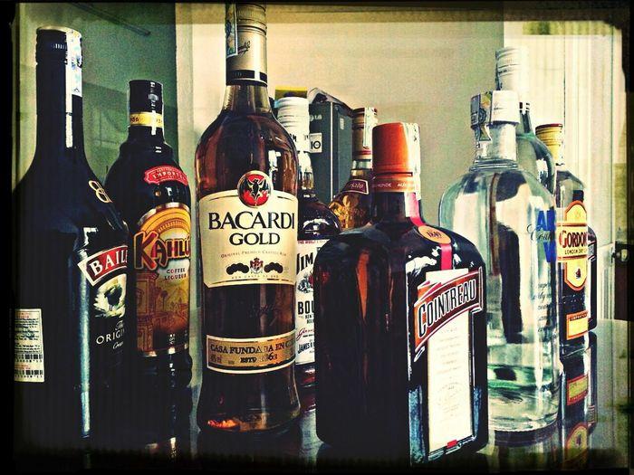 Spirit and Liqueur collection - Part 1 - Enjoying Life