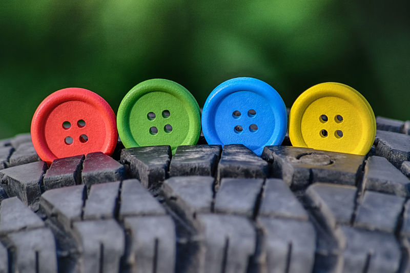 You are cute as a button! The Creative - 2018 EyeEm Awards Circles Circle Round Round Shape Fashion Car Tyre Creativity Creative Photography CreativePhotographer Tyre Macro Macro Photography In A Row Button Buttons Colourful Knöpfe Focus On Foreground Multi Colored Variation Close-up Side By Side