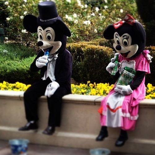 This was Minnie & Mickey in Vegas ha!