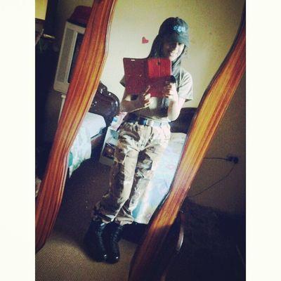 Gorra Angie Regalo♥ Uniforme Premilitr :)