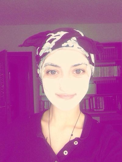 No make-up , No fılter , YES Mask 👻👀. Hahahh 😂😂 Hello World Imghost Enjoying Life Mask JustEyes Justsmile (null)That's Me Hi! Tuzla Istanbul Firsteyeemphoto Justsayhi