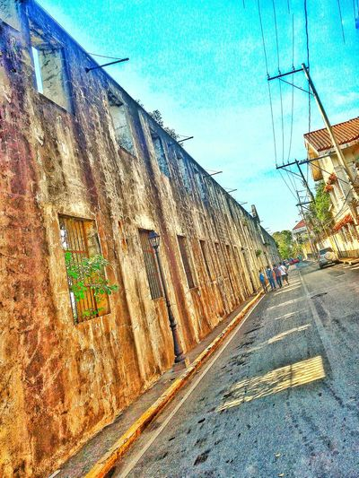 Historical Wall Intramuros| Philippines