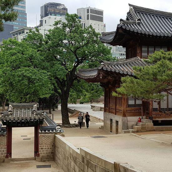 Deoksugung Palace Joseon Dynasty Palace Architecture Architecture Seoul Architecture Korean History Korean Culture Tripwithson2017 Tripwithsonmay2017 Seoul South Korea
