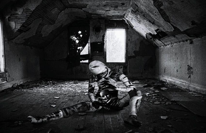 Play with me self portrait dark dark art surrealism surreal play with me creepy head doll