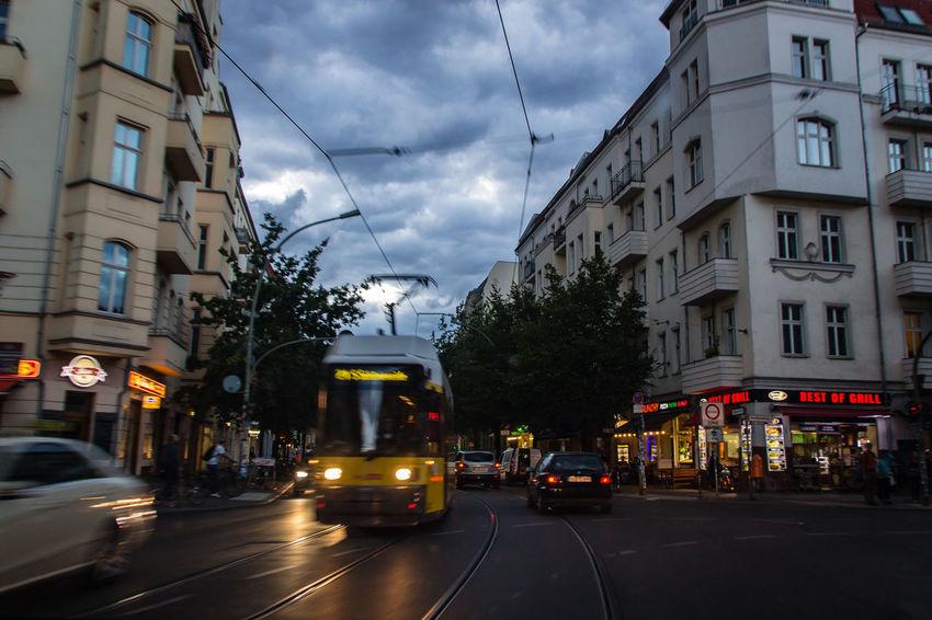 City Speed Street Transportation