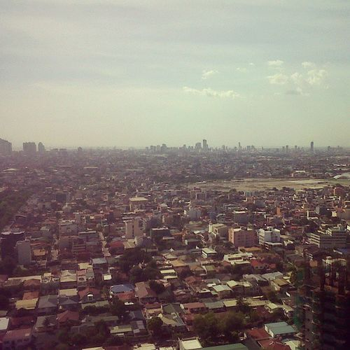 View from the 36th floor... nice! I bet view fromnthe 71st floor would be more awesome Gramercy