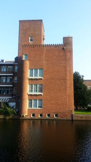 My home is my castle. Taking Photos Fotofantast Amsterdam City