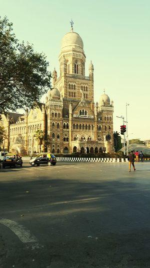 Mumbai Bmc Old Buildings Heritage Building Architecture