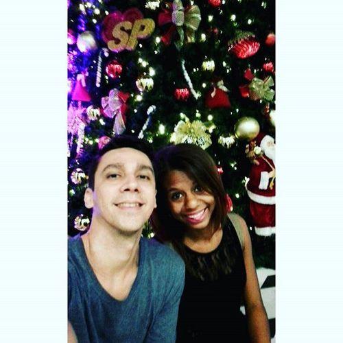 amo ela mais que moela. rs 😍😘😘😘 🎅🏻🎄🎍🎋🎁🎉🎉🎉 Natal PRESENTEDENATAL Amigos NoiteFeliz