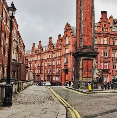Architecture Travel Destinations Building Exterior Outdoors No People Exploration Lost In The Landscape London