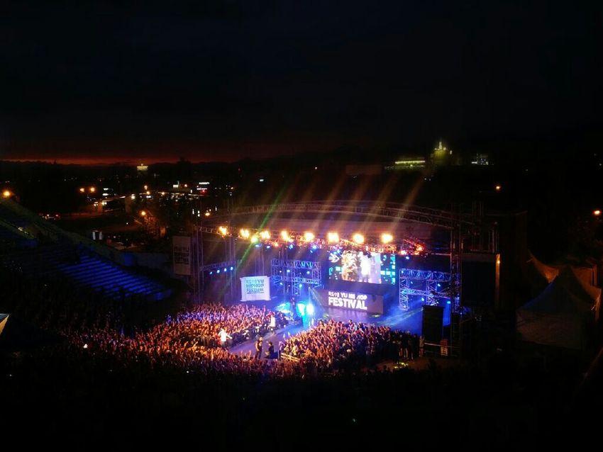 DEFEND DOKDO HIPHOP FESTIVAL in 2013...?? Dokdo Korea HipHop Festival Daegu, Korea Nonfilter