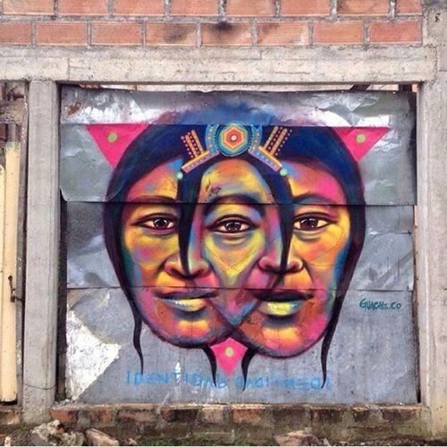 Sykodelic Trans Peace Art streetartpsychelovecolorshuman3