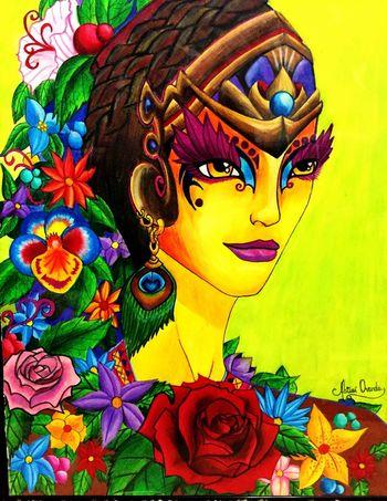 Rosalina Hi! Check This Out Fantasy Art