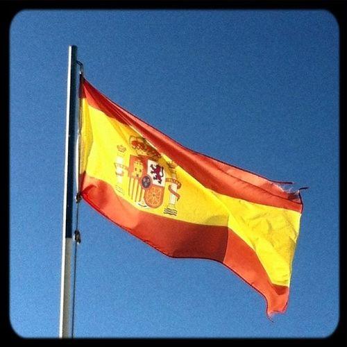 Flag España Patria Bandera