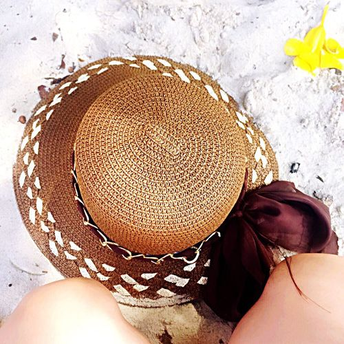 Cowboy Hat Beach Praia Sun Brasil Nature Sol Areia Branca Areia Chapéu Sombra Luz
