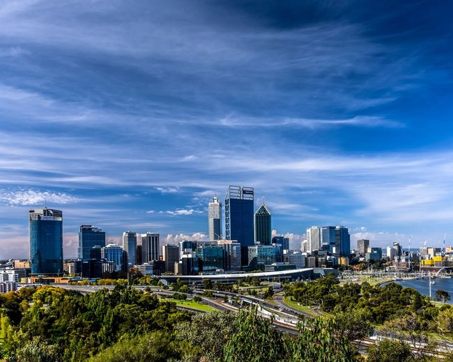 Perth City city