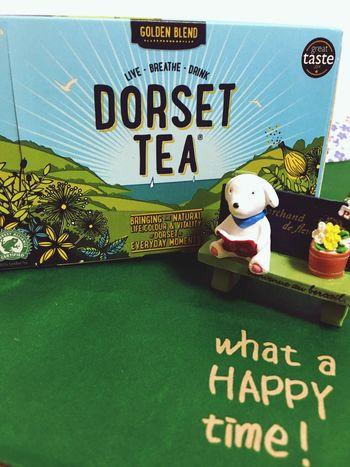Dorset Tea a cup of sunshine🌞