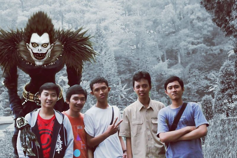 Wity Ryuk (Death Note) Hanging Out First Eyeem Photo
