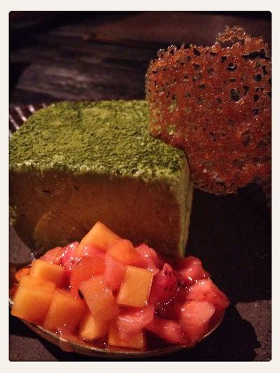 Macha Cheesecake