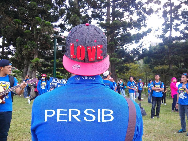 Love Persib Viking Enjoying Life What I Value Collected Comunity