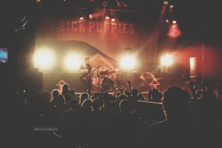 Sick Puppies House Of Blues Anaheim Ishfauxto