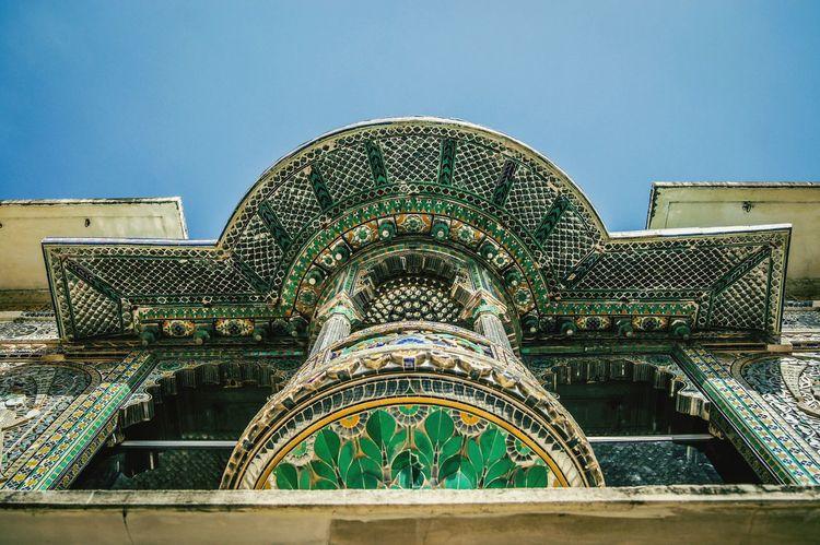 India Art Palace Heritage Rajasthan Udaipur ILoveIndia