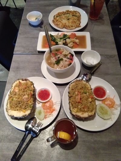 The Sumptuous Spread EyeEm Selects Perfect Shot Arrangement Food Spread Thai Food Freshness Variety