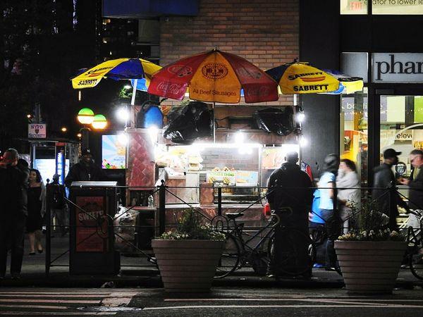 New York City Manhattan Night Adult Adults Only Store People Illuminated Men #urbanana: The Urban Playground