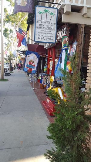 Streetphotography Balboa Peninsula