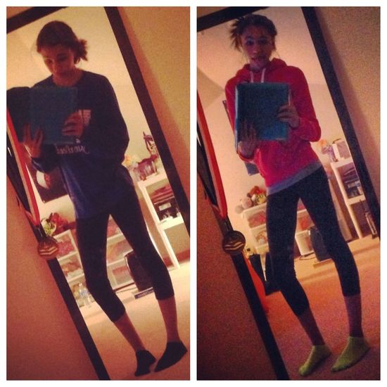 Cause I love leggings* <3