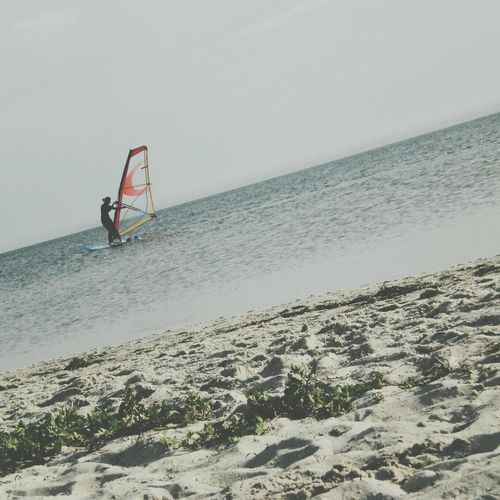 At The Beach Beach Sea